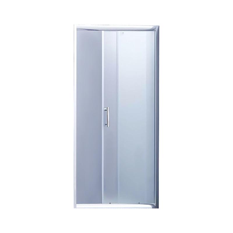 Душевая дверь в нишу Lidz Zycie SD90x185.CRM.FR Frost