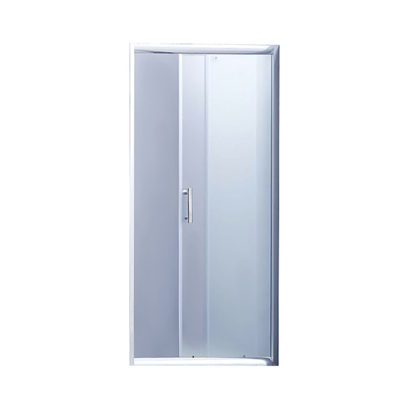 Душевая дверь в нишу Lidz Zycie SD100x185.CRM.FR Frost