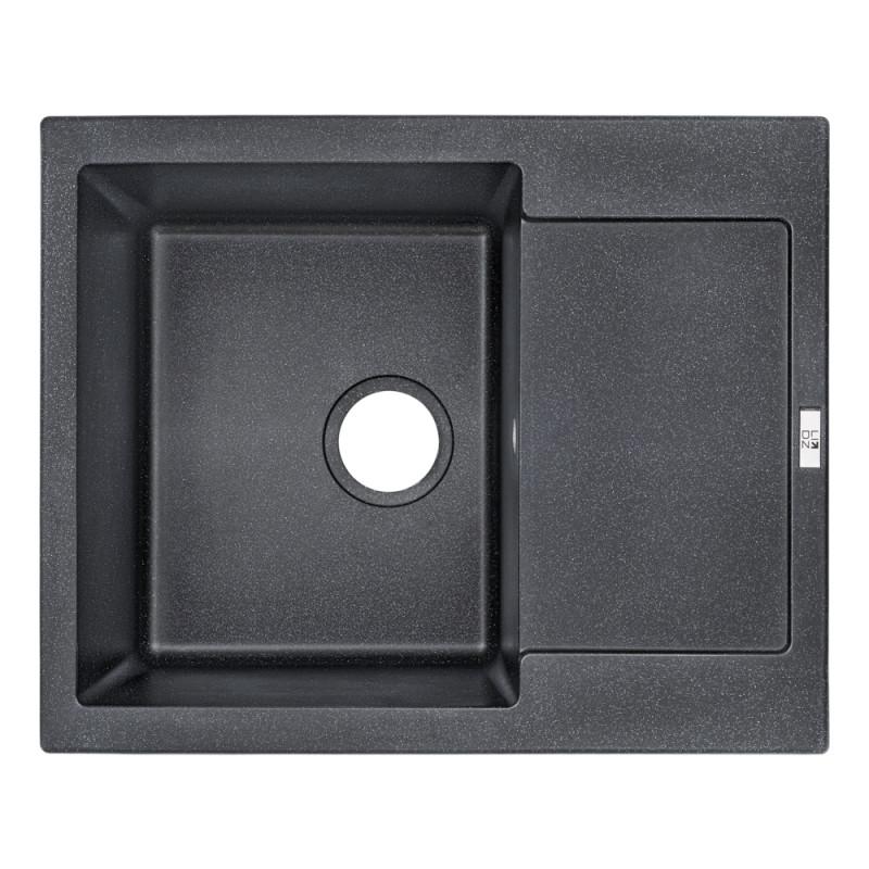 Кухонная мойка Lidz 625x500/200 BLM-14 (LIDZBLM14625500200)