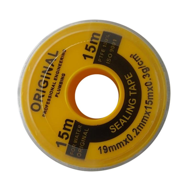 Фум желтый SD Plus 15 м