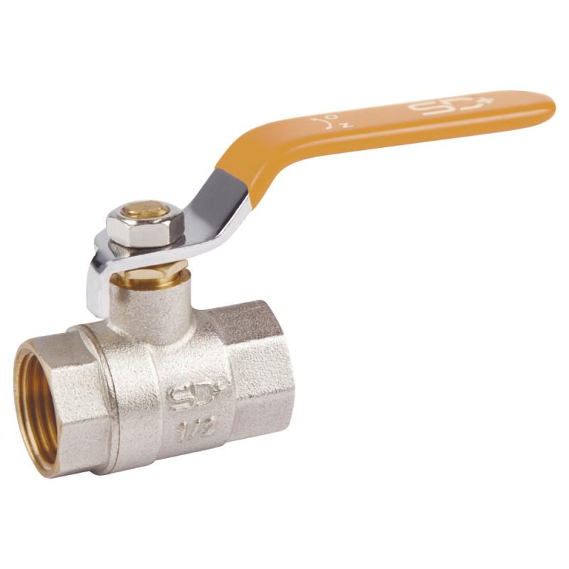 """Кран шаровой SD Plus 2"""" ВР для газа (рычаг)"""