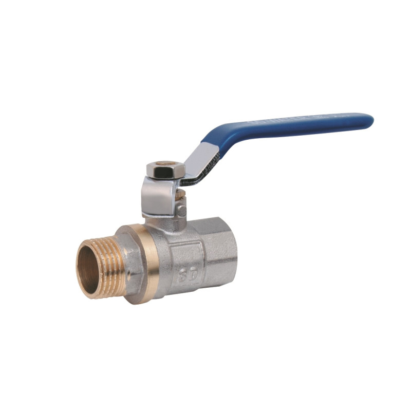SD Шар.кран 1 1/2 РГШ вода   SD605W40