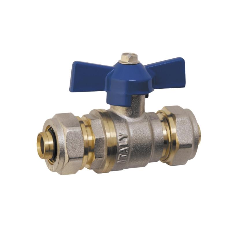 SD Шар.кран  3/4н*20 вода   SD331W2020