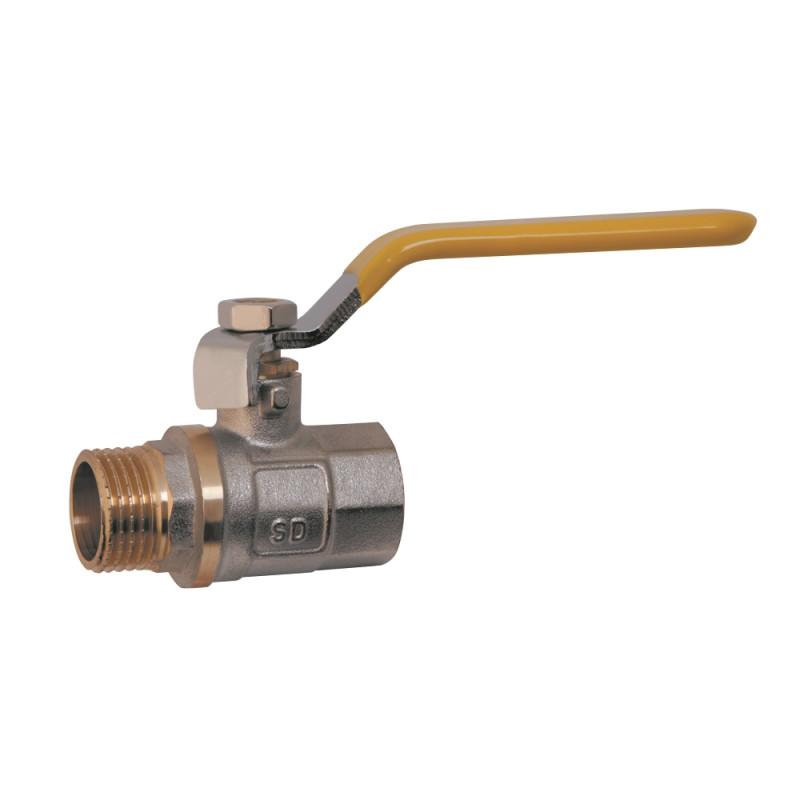 SD Шар.кран 1 1/4 РГШ газ   SD605G32