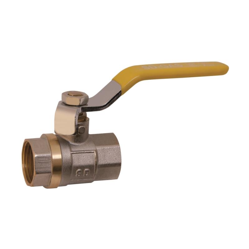 SD Шар.кран 1 1/2 РГГ газ   SD600G40