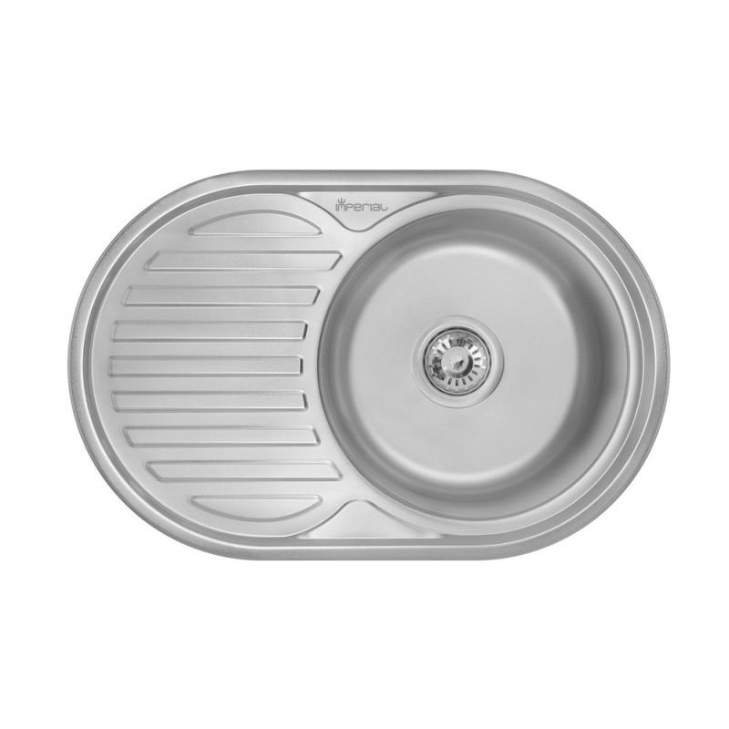 Кухонная мойка Imperial 7750 Decor (IMP7750DEC)