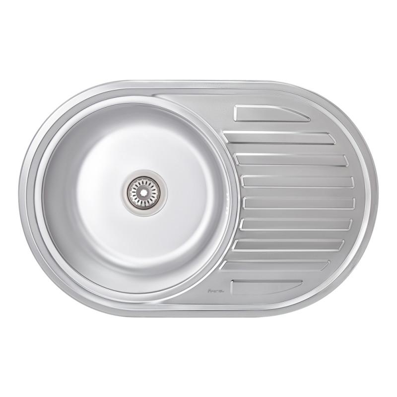 Кухонная мойка Imperial 7750 Satin (IMP7750SAT)