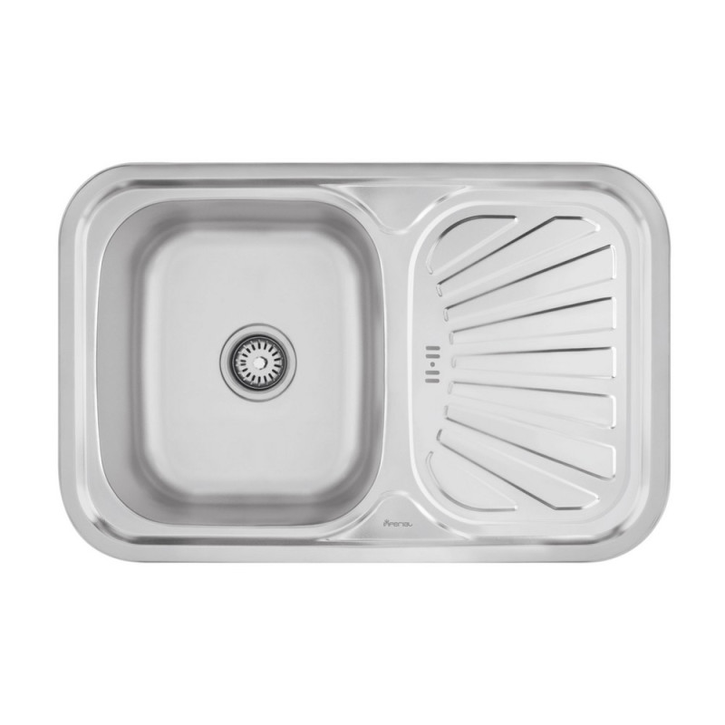 Кухонная мойка Imperial 7549 Satin (IMP7549SAT)