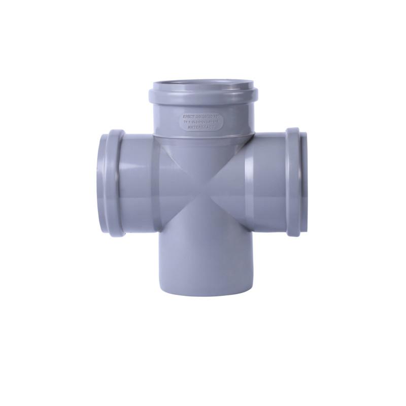 Крестовина канализационная TA Sewage 110х110х110х110, 90°