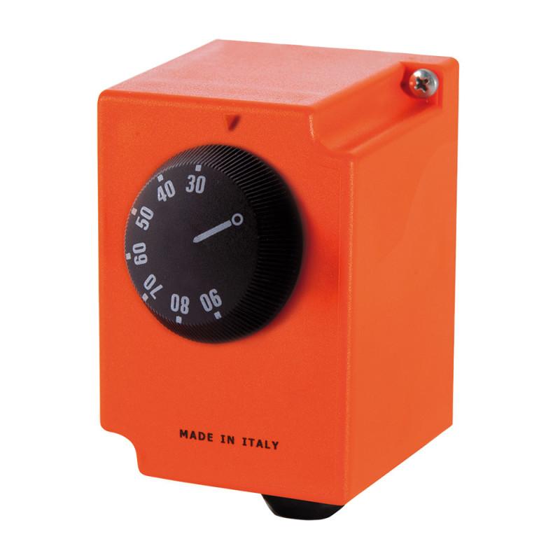 """Накладний регульований термостат """"Icma"""" Арт. 610"""