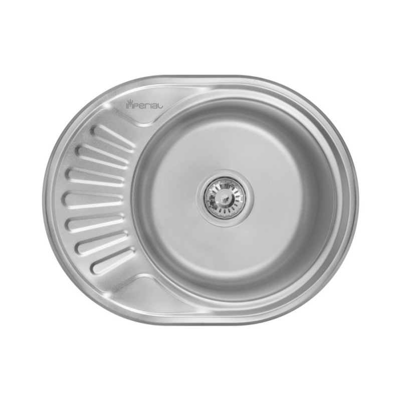Кухонная мойка Imperial 5745 Satin (IMP574506SAT)