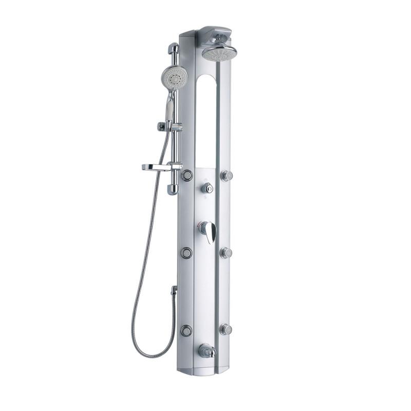 Душевая панель Q-tap SIL 1101